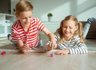 Zabawki dla dzieci na prezent