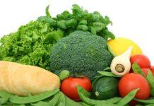 Warzywa mają mało węglowodanów